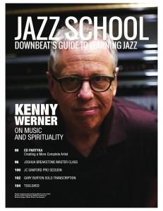 DB1501 article Kenny Werner